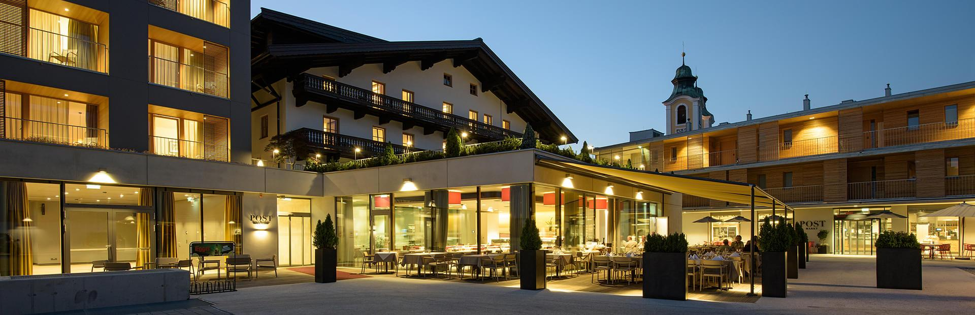Hotel Zur Post Tirol