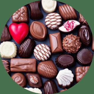 Knabbereien-und-Schokoladen
