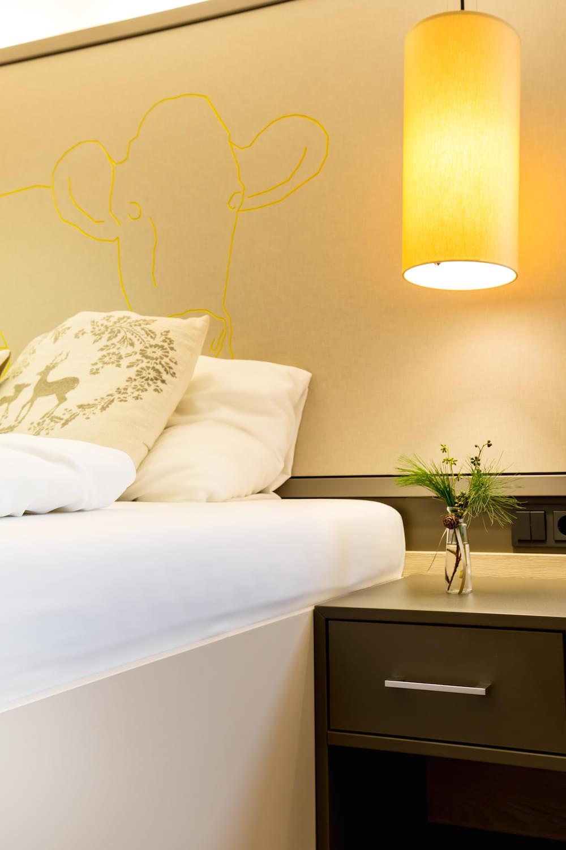 Einzelzimmer - Einspänner Hotel & Wirtshaus Post