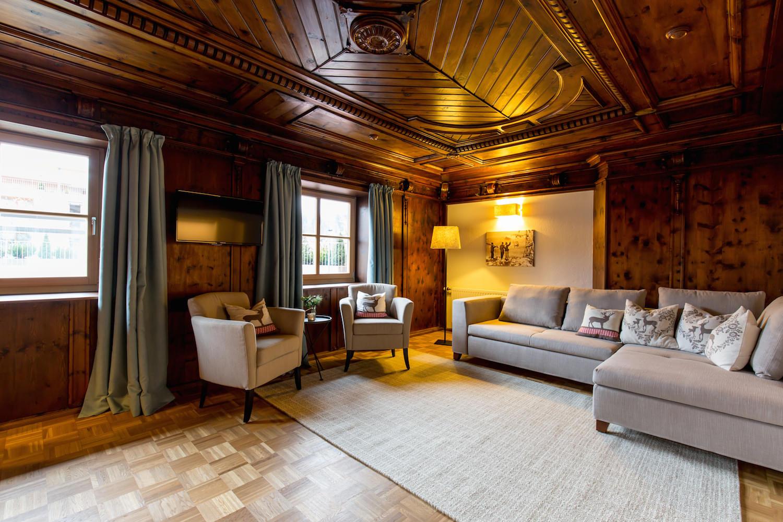 Junior Suite - Postwirtin im Hotel & Wirtshaus Post